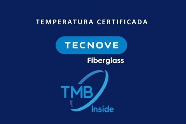 Tecnove Fiberglass. Authorized repairor of temperature recorders for transport, storage, distribution and control of products at approved temperature